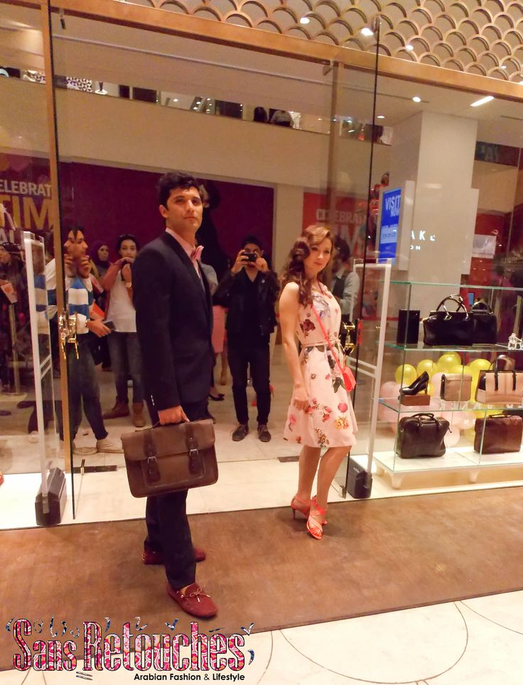 Ted Baker Store Launch in Cairo « News & Events « Sans Retouches