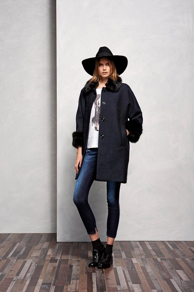 Blue coat www.marikacostantino.it Shop Online