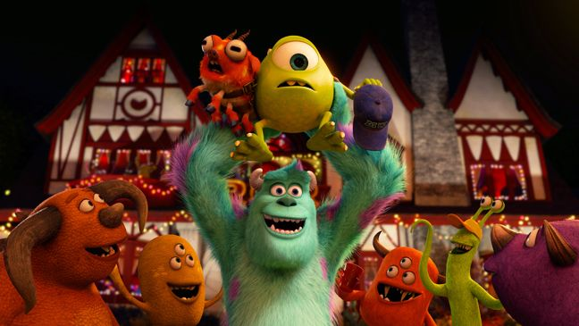 Box Office Report: 'Monsters U' Zooms to  Million Debut