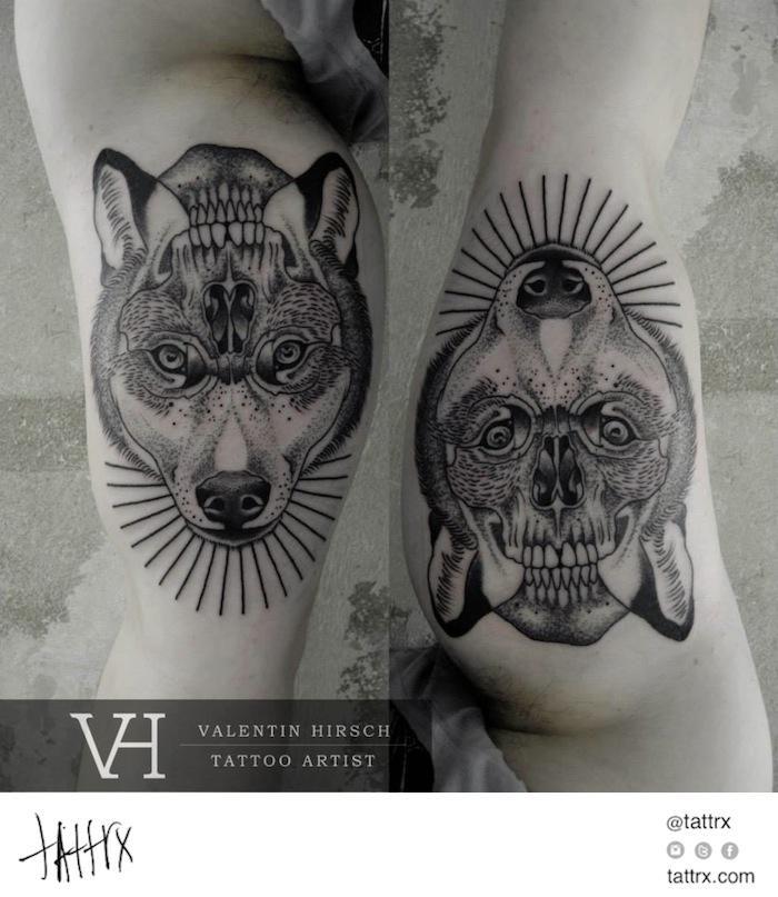 Tattoo Skull Designs