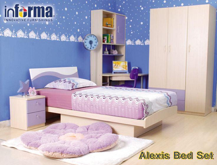 Alexis bed set | informa.co.id