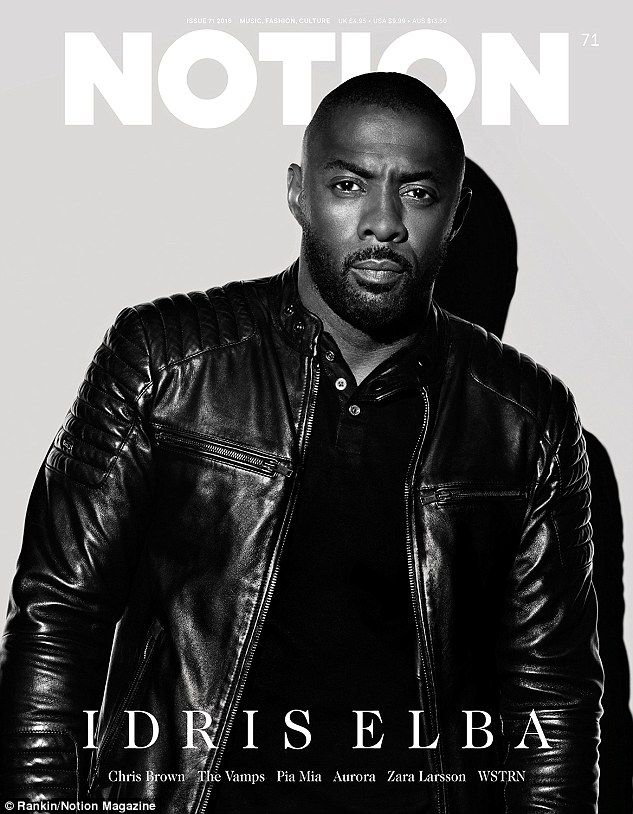 Boy-done-good: Humble Idris Elba is determined not to let fame change him, as he promised ...