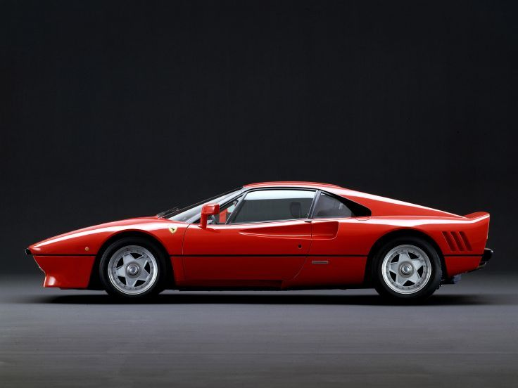 1985 Ferrari 288 GTO classic supercar Maintenance/restoration of old/vintage vehicles: the material for new cogs/casters/gears/pads could be cast polyamide which I (Cast polyamide) can produce. My contact: tatjana.alic@windowslive.com