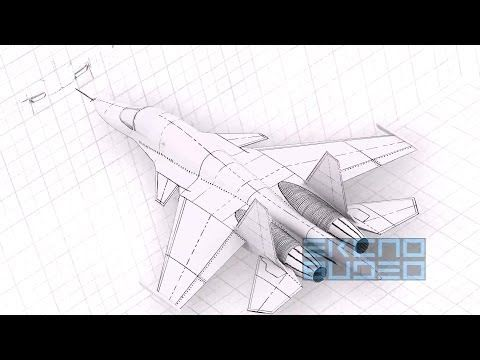 ▶ United Aircraft Corporation - Su-32 (Su-34) Fullback Stealth Fighter-Bomber [1080p] - YouTube