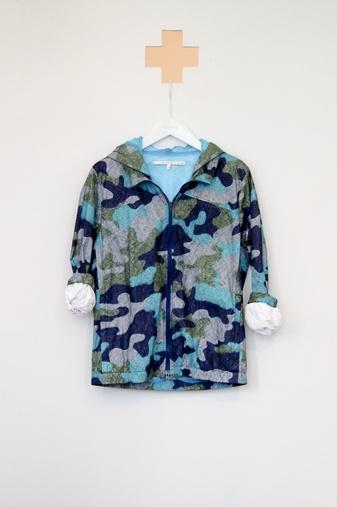 Camouflage jas van #grifoni