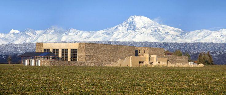Bodega Septima #wine #architecture #argentina