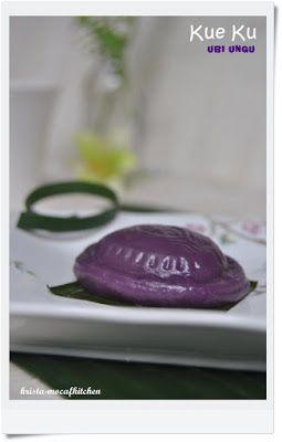 KRISTA MOCAF KITCHEN: Kue Ku Keju - Cheese Red Tortoise Cake - Ang Ku Ku...