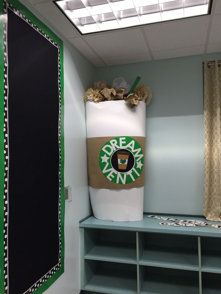 Classroom Theme Ideas Cafe ~ Archbishop mccarthy s ms crews coffeehouse themed