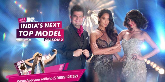 Watch Online India's Next Top Model 28 August 2016 MTV India Full HD Episode