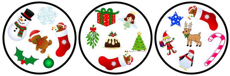 Święta tuż tuż...Mimo, że zajęcia świąteczne zaczynamy dopiero za 2 tyg. to już (a może dopiero?:)) zaczęłam przygotowywać i gromadzić świąt...