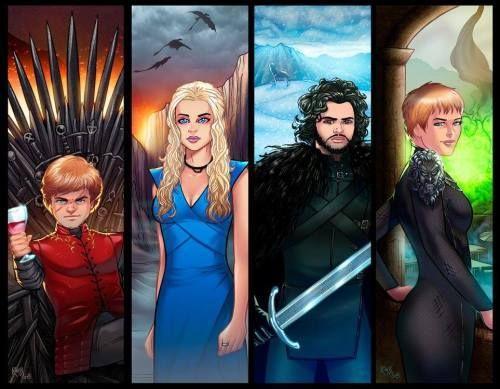 Game of Thrones Panel Grouping  by  RichBernatovech -  #GameOfThrones #GoT #Daenerys #Khaleesi #JonSnow #GotArt #GameOfThronesArt #DaenerysTargaryen #Daenerys #Targaryen #MotherOfDragons #Dany #EmiliaClarke #KitHarington #GameOfThronesFamilly #GoTFamily #GoTPage #GoTFanPage #GotFanArt #Winterfell #Westeros #Ironthrone #asoiaf #ASongOfIceAndFire #Dragon #Dragons #Drogon #Rhaegal #Viserion #ThronesDragons