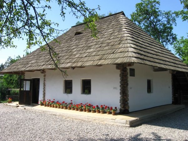 house of the most beloved storyteller Romanian - ION CREANGA (Humulesti-Neamt-Romania)