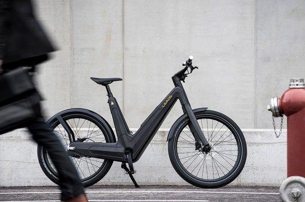 LEAOS, vélo électrique - Journal du Design