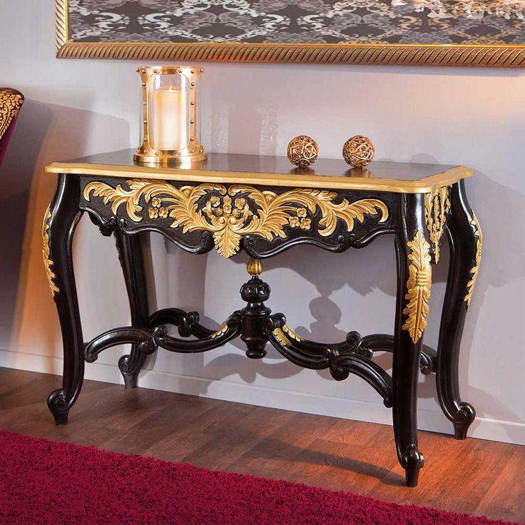 25+ best ideas about kommode design on pinterest | schlafzimmer ... - Wohnzimmer Schwarz Gold