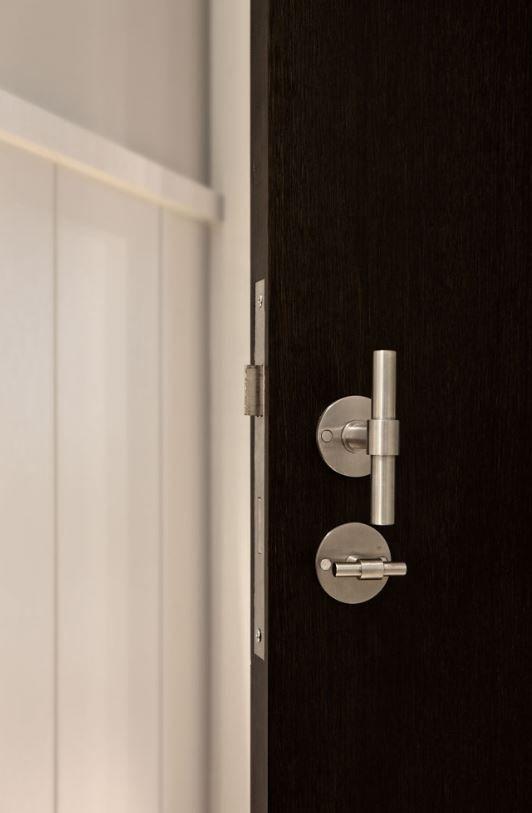 deurkruk Formani luxe deur design beslag door Piet Boon