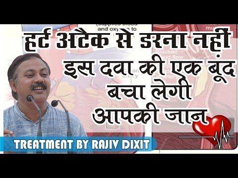 Rajiv Dixit- Treatment of Heart Attach, ह्रदयघात की