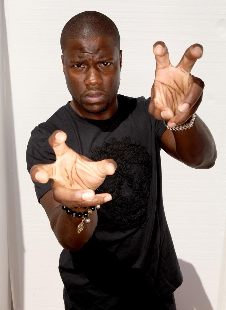 pictures of comedians | Los Angeles, CA- Comedian Kevin Hart and actor Orlando Brown got into ...