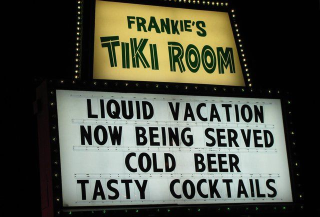 Frankie's Tiki Room-7 hidden Vegas gems you'd never think to hit... until now