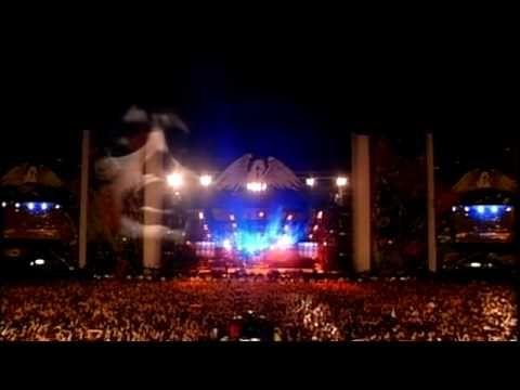 Queen, Elton John & Axl Rose - Bohemian Rhapsody (Freddie Mercury Tribut...