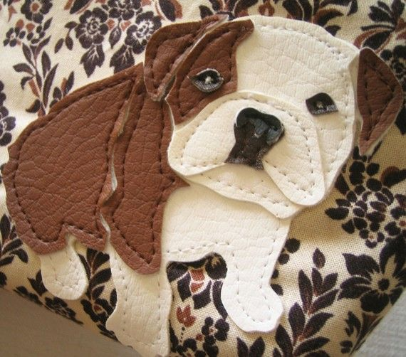 bulldog :) would be great t make something similar for dave