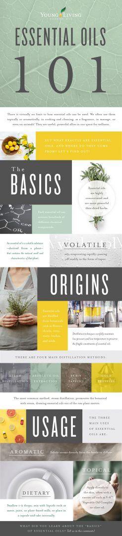 Why use Young Living Essential Oils?   Bobbi Schaben