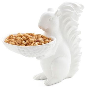 Trail Mix It Up Bowl eclectic serveware