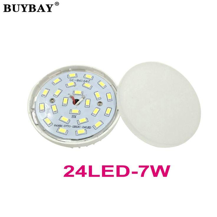 $43.99 (Buy here: https://alitems.com/g/1e8d114494ebda23ff8b16525dc3e8/?i=5&ulp=https%3A%2F%2Fwww.aliexpress.com%2Fitem%2FHot-selling-GX53-LED-lamp-7W-downlight-ultra-bright-GX53-led-bulb-SMD5730-24LED-spotlight-ball%2F32775708979.html ) Hot selling GX53 LED lamp 7W downlight ultra bright GX53 led bulb SMD5730 24LED spotlight ball bulb 90-260V high quality 700LM for just $43.99