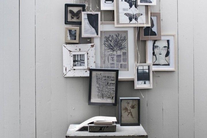19 besten bilder an die wand bilder auf pinterest bilder aufh ngen fotos aufh ngen und. Black Bedroom Furniture Sets. Home Design Ideas