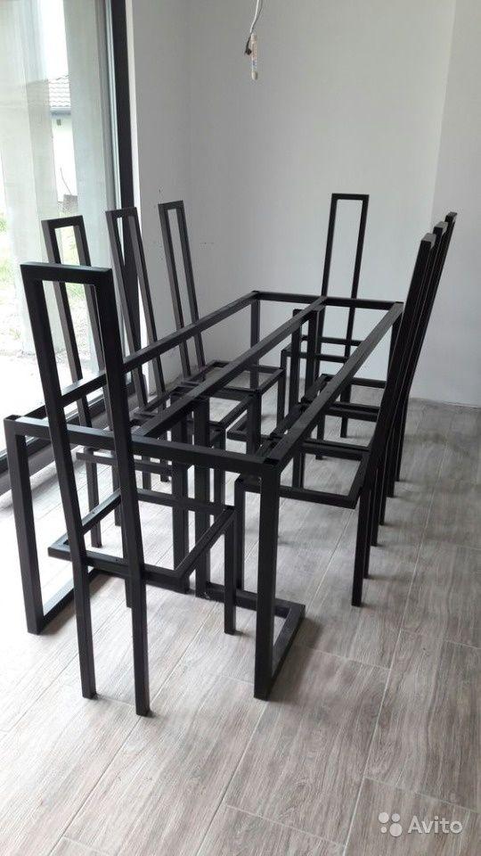3e4423bf472f4 Металлический каркас, подстолье для стола 99 купить в Санкт-Петербурге на  Avito — Объявления на сайте Avito