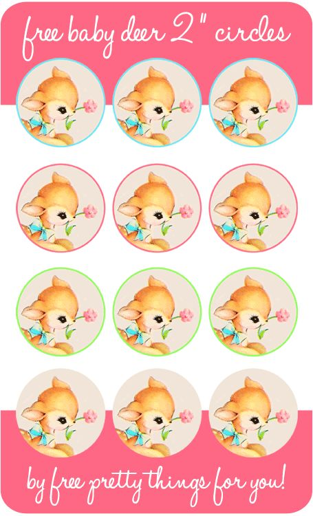 vintage_baby-fawn_2inch_cirlces_FPTFY_1