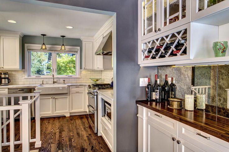 White Kitchen Backsplash Tile Ideas