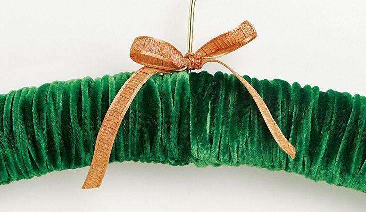 padded hangers (threads magazine)