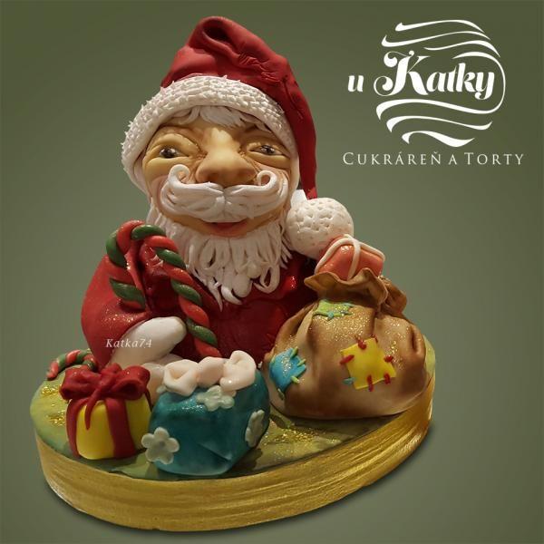 Vianočná torta / Christmas cake