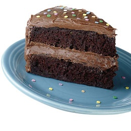 Chocolate Zucchini Cake – sounds good, although I think I would skip the allspic…