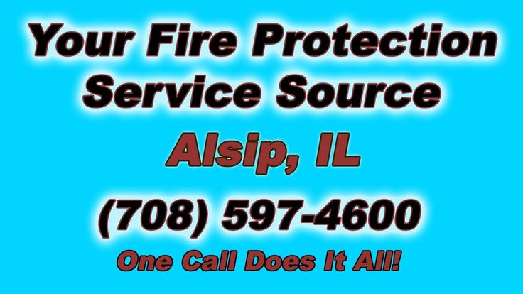 Alsip Illinois Fire Protection Service (708) 597-4600 We're Reliable Fire and Security. One Call Does It All! Since 1955, Reliable Fire and Security has been...