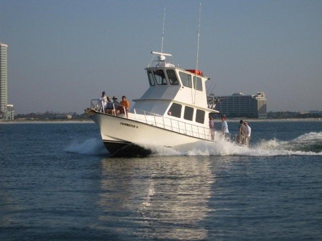 8 best gulf shores fishing charters images on pinterest for Charter fishing gulf shores