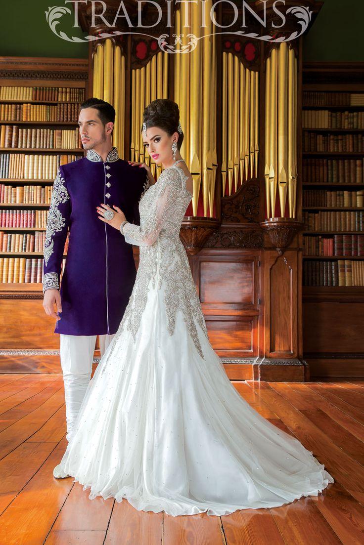 Gallery - Sherwanis, Mens Wedding Sherwanis | Traditions Store Collection