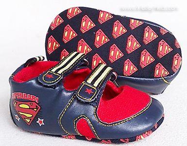 """Prewalker Shoes Next Baby Superman Brand : Next Price : Rp 49.000,-  Grosir Perlengkapan Bayi dan Anak Terbaik di Jakarta ONLINE Via Web : www.k-babynkids.com SMS ke 08170759660 BB ke 281341B0  Note : 1. Untuk """"Fast Respon"""" Mohon jangan comment/Inbox. Silakan SMS/BB untuk Fast Respon. 2. Reseller & Dropship Are Very Welcome"""