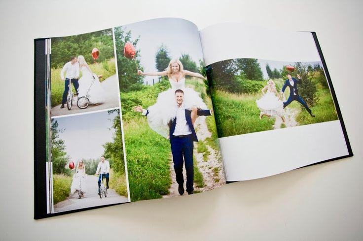 Fotoksiążka ślubna Printu