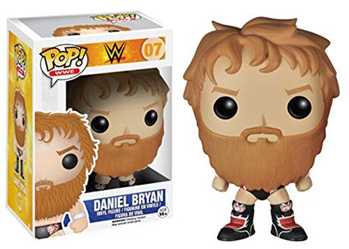 Funko Pop! WWE: Daniel Bryan Action Figure FunKo