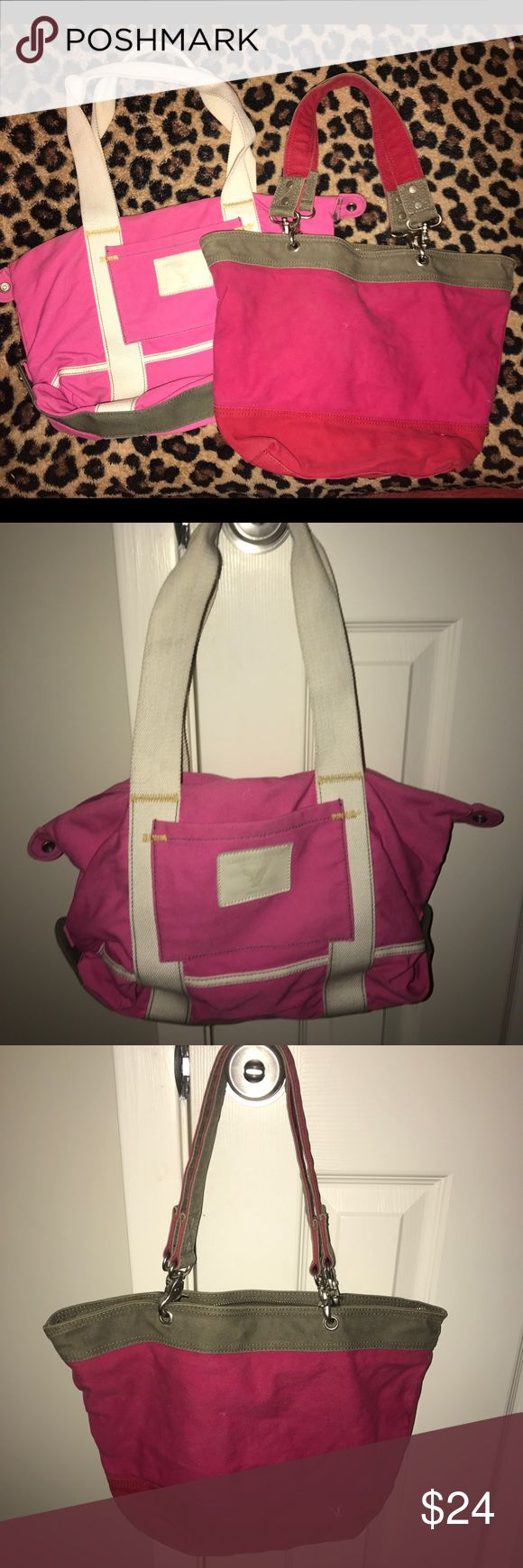 Set of 2 American Eagle handbags Great condition! American Eagle Outfitters Bags