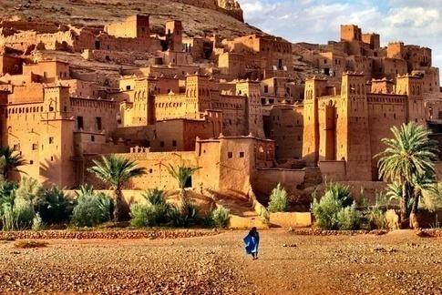 Aït-ben-Haddou in Morocco