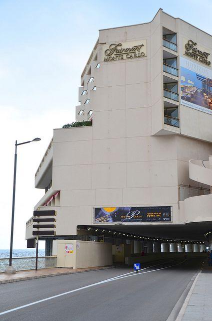 Fairmont Hotel, Monte Carlo, Monaco