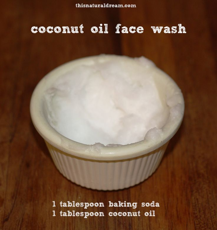 THIS IS WHAT HAPPENS TO YOUR FACE AFTER WASHING IT WITH COCONUT OIL AND BAKING SODA! - How To Instructions