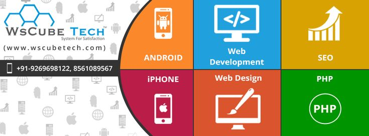 WsCube Tech is the leading I.T. company which provided Website Development & Designing, Android & iPhone Mobile Application Development and SEO Services.  http://www.wscubetech.com.