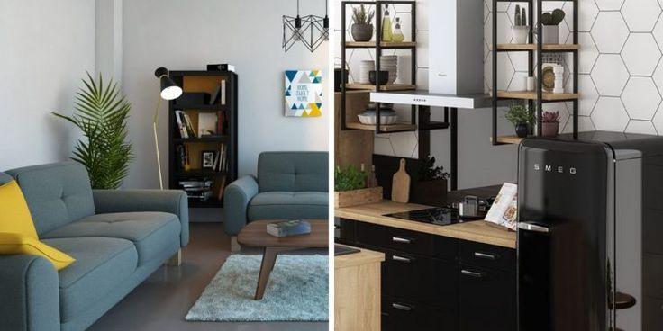 Conforama Soldes Canapes Lits Meubles Electromenager Deco Meubles De Cuisine Mobilier De Salon Decoration Maison Deco Maison