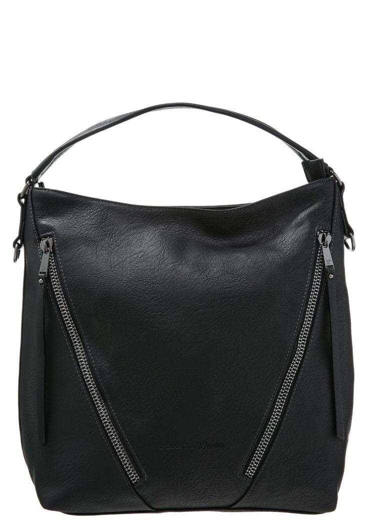 TOM TAILOR DENIM VALERIE Handtasche black Accessoires bei Zalando.de | Accessoires jetzt versandkostenfrei bei Zalando.de bestellen!
