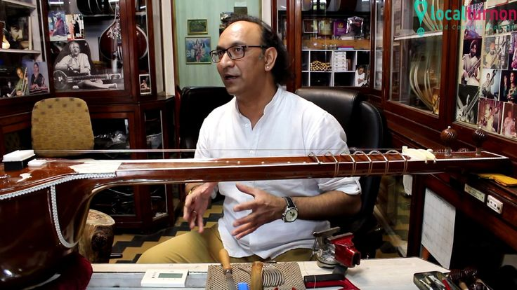 """BEATLES  GEORGE HARRISON 3 GENERATIONS OF FAMILY - the LINK revealed !   A Musical-Gem """"RIKHIRAM"""" d store where 3 #generations of Musically Inclined folks have been providing #Instruments #support n #love around the world catering to the greats like Pandit Ravi Shankar and others.  He shares his family's involvement with this beautiful art and culture tracing the roots from across the border to the present day. Also his thoughts on how to bring the younger generation closer to our VIRASAT…"""