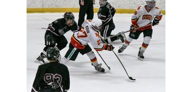 Shane Moran Leads Haverford High to 9-4 Victory over Garnet Valley | Inter County Scholastic Hockey League (ICSHL)