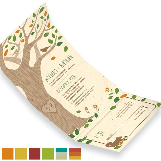 detachable reply card